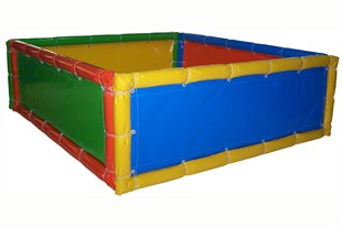 Soft Play Top Havuzu 2 M X 2 M X 50 Cm